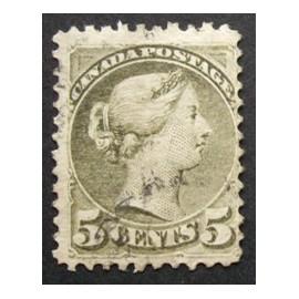 Canada 1873 SG 97