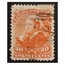 Canada 1893 SG 115