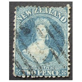 New Zealand 1864  SG 115