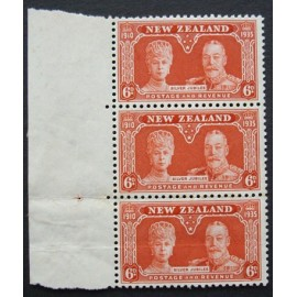 New Zealand 1935 Health Stamps  SG 575