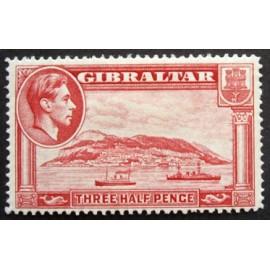 Gibraltar 1938 SG 123