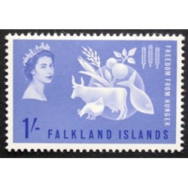 Falkland Islands 1963 SG 211 Freedom From Hunger