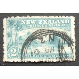 New Zealand 1902 SG 316