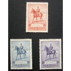 Australia 1935 SG 156 - 158