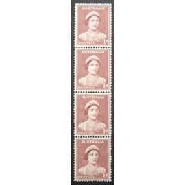Australia 1937 SG181a