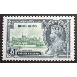Hong Kong 1935  SG134
