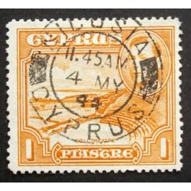 Cyprus 1938  SG154a