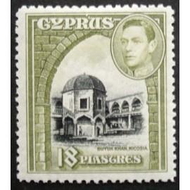 Cyprus 1947  SG160a