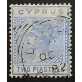 Cyprus 1881  SG13