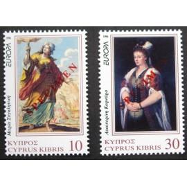 Cyprus 1996  SG904 + 905 SPECIMEN