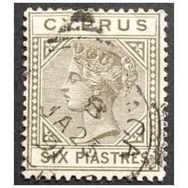 Cyprus 1882  SG 21