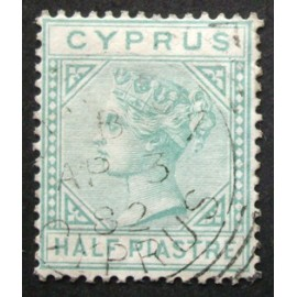 Cyprus 1881  SG11