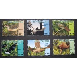 New Zealand 1996 SG2028-2033