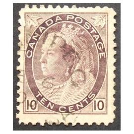Canada 1898 SG163