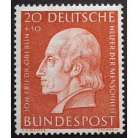 Germany 1954 SG1128 U/M