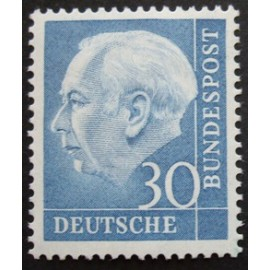 Germany 1954 SG1113 U/M