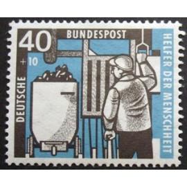 Germany 1957 SG1192 M/M