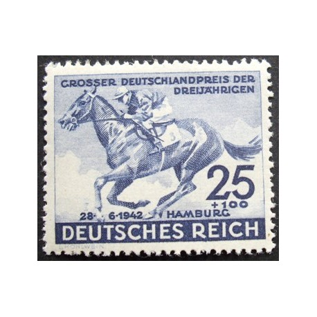 Germany, Third Reich 1942 SG804 U/M