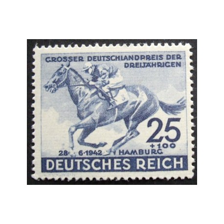Germany, Third Reich 1942 SG804 U/M