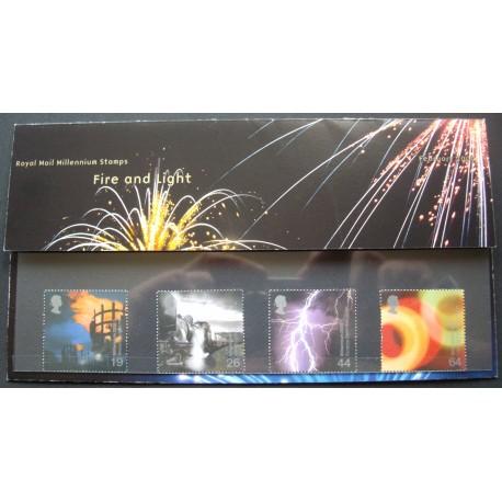 2000 Millenium Fire and Light Presentation Pack No. 308