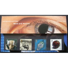 2000 Millenium Mind and Matter Presentation Pack No 315