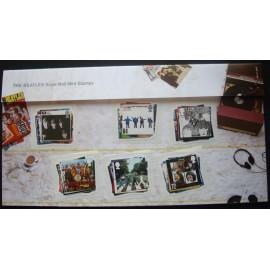 2007 Beatles Album Covers Presentation Pack No 392