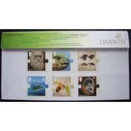 2009 Darwin Presentation Pack No 423